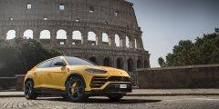 Боже, храни Италию. Первый тест Lamborghini Urus :: Autonews