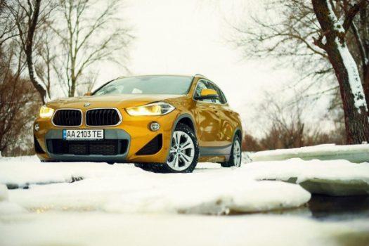 BMW Х2 xDrive20d M Sport: подари и наслаждайся