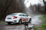 Тест-драйв Honda Civic 4D 1.6 Elegance: всё включено